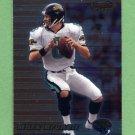 1999 Bowman's Best Football #080 Mark Brunell - Jacksonville Jaguars