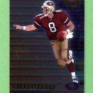 1999 Bowman's Best Football #075 Steve Young - San Francisco 49ers