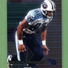 1999 Bowman's Best Football #059 Yancey Thigpen - Tennessee Titans