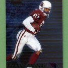 1999 Bowman's Best Football #047 Frank Sanders - Arizona Cardinals