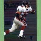 1999 Bowman's Best Football #010 Jamal Anderson - Atlanta Falcons