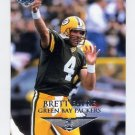 1999 Collector's Edge First Place Football #059 Brett Favre - Green Bay Packers