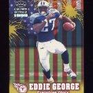 1999 Crown Royale Franchise Glory #24 Eddie George - Tennessee Titans