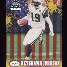 1999 Crown Royale Franchise Glory #16 Keyshawn Johnson - New York Jets