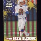 1999 Crown Royale Franchise Glory #15 Drew Bledsoe - New England Patriots