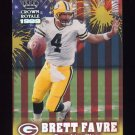 1999 Crown Royale Franchise Glory #08 Brett Favre - Green Bay Packers