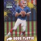 1999 Crown Royale Franchise Glory #01 Doug Flutie - Buffalo Bills