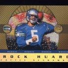 1999 Crown Royale Rookie Gold #23 Brock Huard RC - Seattle Seahawks