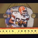 1999 Crown Royale Rookie Gold #06 Kevin Johnson - Cleveland Browns
