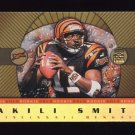 1999 Crown Royale Rookie Gold #04 Akili Smith - Cincinnati Bengals