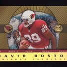 1999 Crown Royale Rookie Gold #01 David Boston - Arizona Cardinals