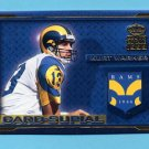 1999 Crown Royale Card Supials #17 Kurt Warner - St. Louis Rams
