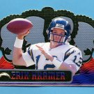 1999 Crown Royale Football #118 Erik Kramer - San Diego Chargers