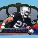 1999 Crown Royale Football #101 Napoleon Kaufman - Oakland Raiders