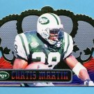 1999 Crown Royale Football #097 Curtis Martin - New York Jets