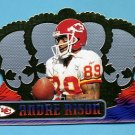 1999 Crown Royale Football #070 Andre Rison - Kansas City Chiefs