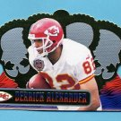 1999 Crown Royale Football #066 Derrick Alexander - Kansas City Chiefs