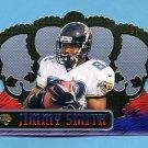 1999 Crown Royale Football #064 Jimmy Smith - Jacksonville Jaguars