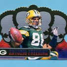 1999 Crown Royale Football #053 Antonio Freeman - Green Bay Packers
