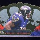 1999 Crown Royale Football #011 Priest Holmes - Baltimore Ravens