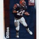 1999 Donruss Elite Football #028 Corey Dillon - Cincinnati Bengals