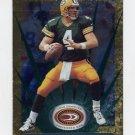 1999 Donruss Preferred QBC Football #088 Brett Favre - Green Bay Packers