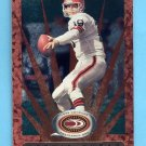 1999 Donruss Preferred QBC Football #025 Bernie Kosar - Cleveland Browns