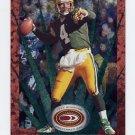 1999 Donruss Preferred QBC Football #014 Brett Favre - Green Bay Packers