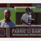 1999 Leaf Certified Fabric Of The Game #FG49 Torry Holt RC - St. Louis Rams /1000