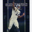 1999 Leaf Rookies And Stars Freshman Orientation #FO07 Daunte Culpepper - Vikings /2500