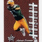 1999 Leaf Rookies And Stars Statistical Standouts #SS10 Antonio Freeman - Packers /1250