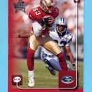 1999 Leaf Rookies And Stars Football #162 J.J. Stokes - San Francisco 49ers