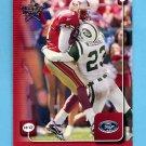 1999 Leaf Rookies And Stars Football #161 Terrell Owens - San Francisco 49ers