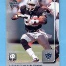 1999 Leaf Rookies And Stars Football #141 Napoleon Kaufman - Oakland Raiders
