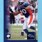 1999 Leaf Rookies And Stars Football #063 Neil Smith - Denver Broncos