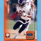 1999 Leaf Rookies And Stars Football #041 Curtis Conway - Chicago Bears