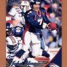 1999 Pacific Football #122 John Elway - Denver Broncos