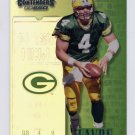 1999 Playoff Contenders SSD Football #008 Brett Favre - Green Bay Packers