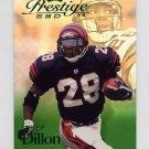 1999 Playoff Prestige SSD Spectrum Green #024 Corey Dillon - Cincinnati Bengals 142/500
