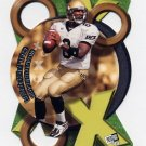 1999 Press Pass X's And O's #XO9 Daunte Culpepper RC - Minnesota Vikings