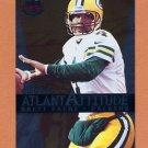 1999 Skybox Dominion Atlantattitude #06 Brett Favre - Green Bay Packers