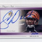 1999 SP Authentic Player's Ink Purple #CDA Corey Dillon - Cincinnati Bengals AUTO 054/100