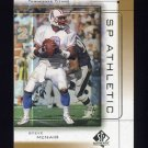 1999 SP Authentic Athletic #A2 Steve McNair - Tennessee Titans