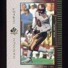 1999 SP Authentic Maximum Impact #MI01 Jerry Rice - San Francisco 49ers