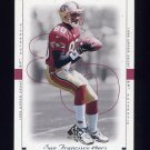 1999 SP Authentic Football #076 Jerry Rice - San Francisco 49ers