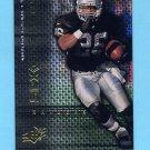 1999 SPx Spxcitement #S10 Napoleon Kaufman - Oakland Raiders