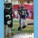1999 SPx Football #013 Tim Biakabutuka - Carolina Panthers