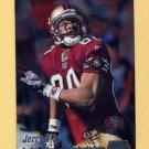 1999 Stadium Club Chrome Football #109 Jerry Rice - San Francisco 49ers