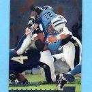 1999 Stadium Club Chrome Football #097 Eddie George - Tennessee Titans