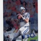1999 Stadium Club Chrome Football #069 Peyton Manning - Indianapolis Colts